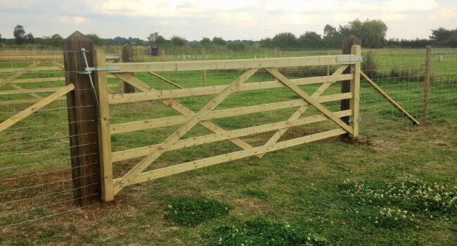 Welcome to Frogmore Fencing